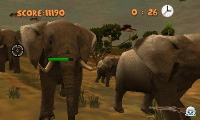Screenshot - Outdoors Unleashed: Africa 3D (3DS) 92440877