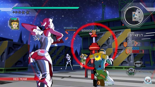 Screenshot - EX Troopers (PlayStation3) 92399242