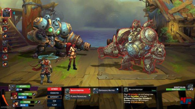 Screenshot - Battle Chasers: Nightwar (PC) 92553695