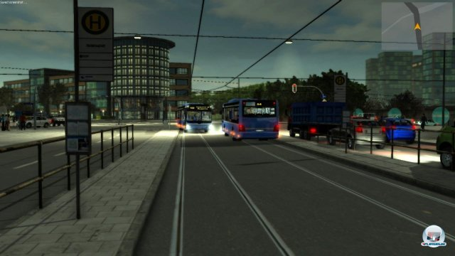 Screenshot - City Bus Simulator München (PC) 92419952