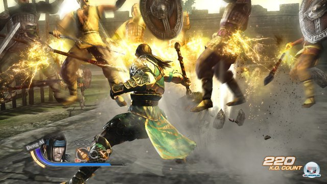 Screenshot - Dynasty Warriors 7: Xtreme Legends (PlayStation3) 2277292