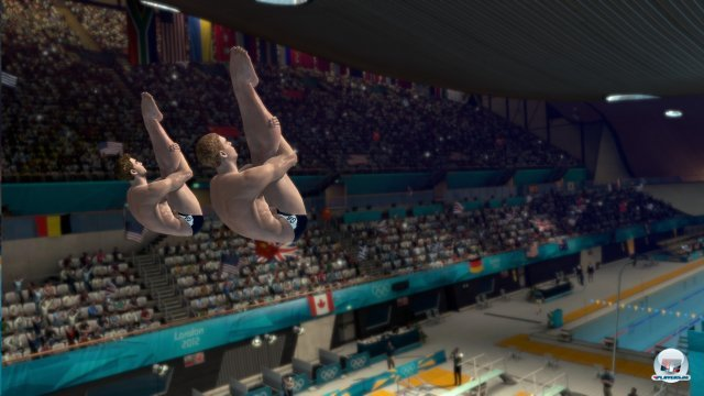Screenshot - London 2012 - Das offizielle Videospiel der Olympischen Spiele (360) 2372547