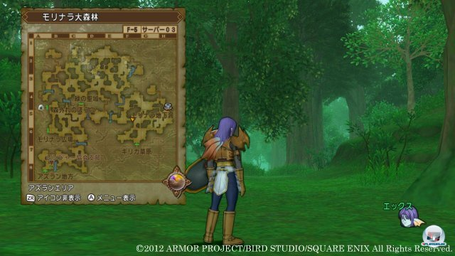 Screenshot - Dragon Quest X Online (Wii_U) 92432532