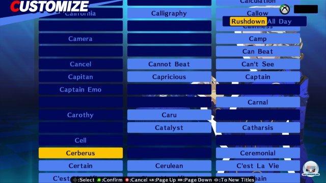 Screenshot - Persona 4: Arena (360) 92460568
