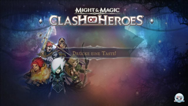 Screenshot - Might & Magic: Clash of Heroes (PC)
