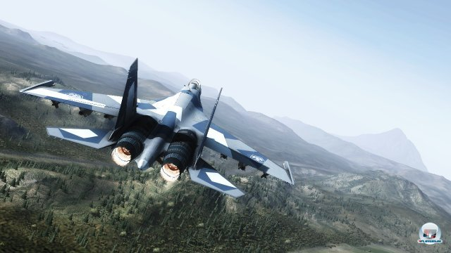 Screenshot - Jane's Advanced Strike Fighters (360)