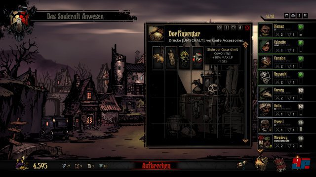 Screenshot - Darkest Dungeon (PC) 92518907