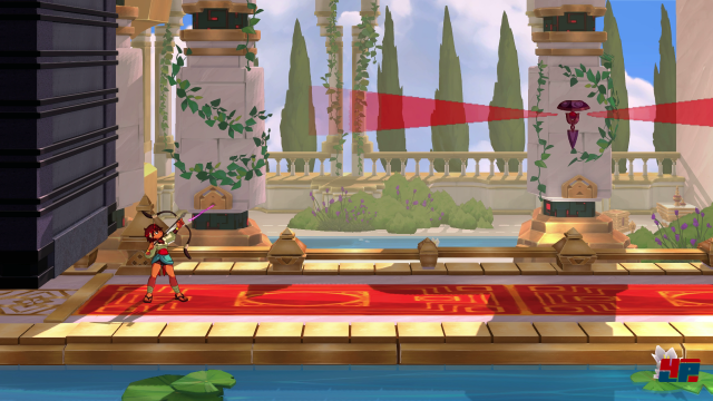 Screenshot - Indivisible (Linux)