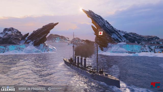 Screenshot - World of Warships (PS4) 92572402