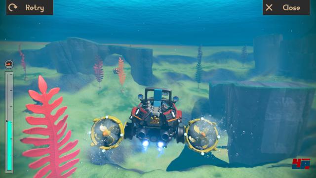 Screenshot - Nintendo Labo: Toy-Con 03: Fahrzeug-Set (Switch)