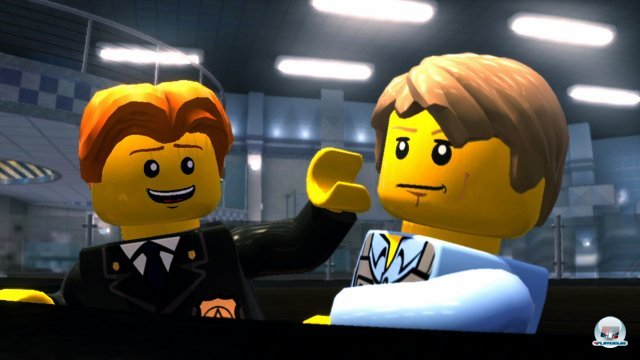 Screenshot - Lego City: Undercover (Wii_U) 92401377