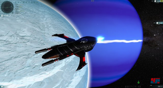 Screenshot - Ascent: The Space Game (PC)