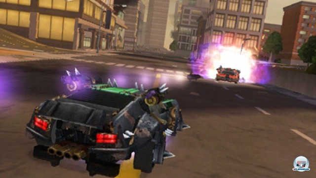 Screenshot - Transformers 3 (3DS) 2225454