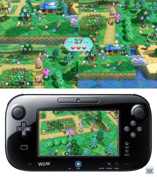 Screenshot - Nintendo Land (Wii_U) 2366042