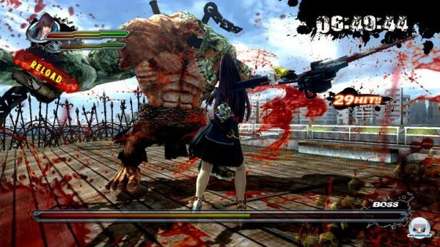 Screenshot - Onechanbara Z: Kagura (360) 2260367