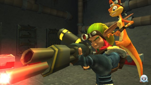 Screenshot - The Jak and Daxter Trilogy (PS_Vita)