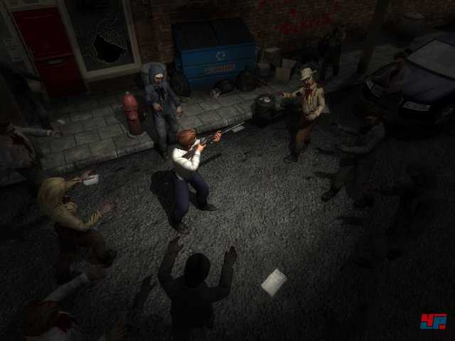 Screenshot - Dead State (PC)