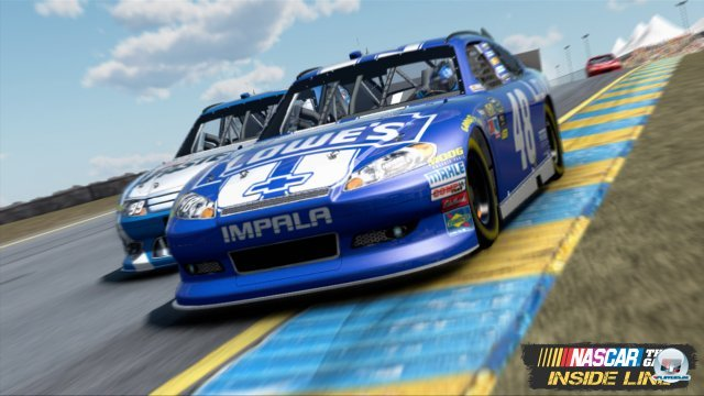 Screenshot - NASCAR The Game: Inside Line (360) 92418542