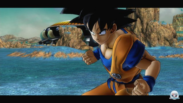 Screenshot - DragonBall Z f�r Kinect (360) 2362862