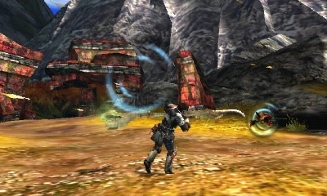 Screenshot - Monster Hunter 4 (3DS) 92399057