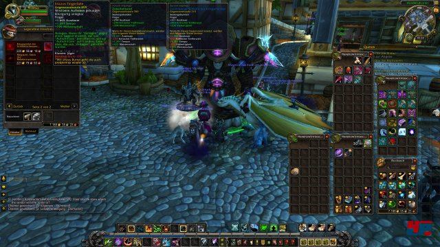 Screenshot - World of WarCraft: Legion (Mac) 92530867