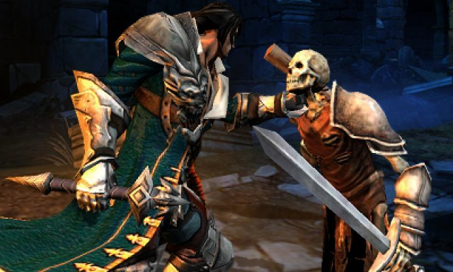Screenshot - Castlevania: Lords of Shadow - Mirror of Fate (3DS) 92444027