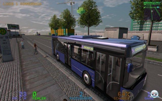 Das Bus-Szenario gehört noch zu den besten im Spiel