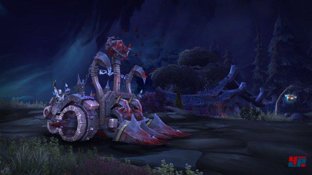 Screenshot - World of WarCraft: Battle for Azeroth (Mac)