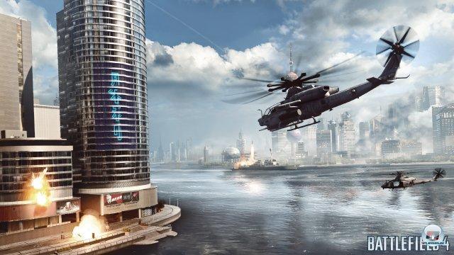Endlich 64 Spieler: Der Multiplayer von Battlefield 4 wird auf PS4 und Xbox One erheblich aufgewertet.