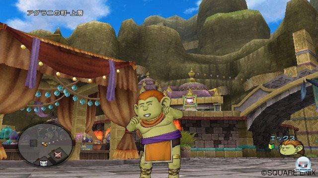 Screenshot - Dragon Quest X Online (Wii) 2357192