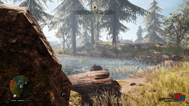 Screenshot - Far Cry Primal (PlayStation4) 92520659