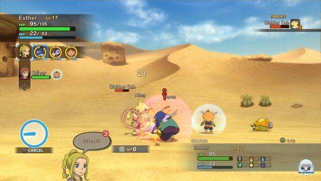 Screenshot - Ni No Kuni: Der Fluch der Weißen Königin (PlayStation3) 2376162