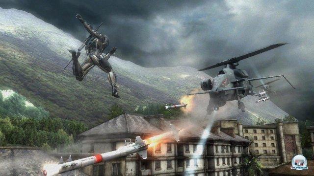 Screenshot - Metal Gear Rising: Revengeance (PlayStation3) 2375657