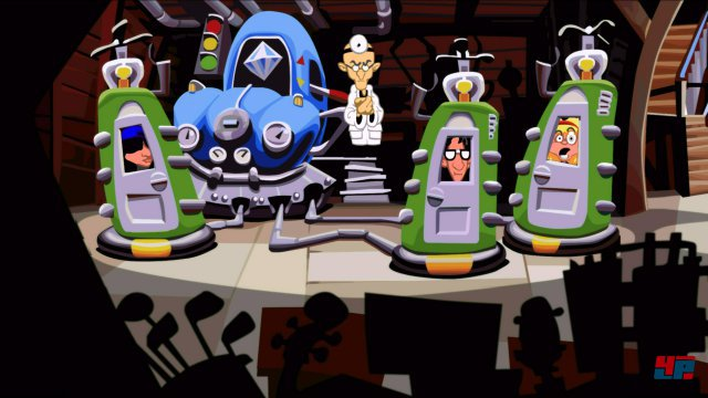 Screenshot - Day of the Tentacle (Mac)