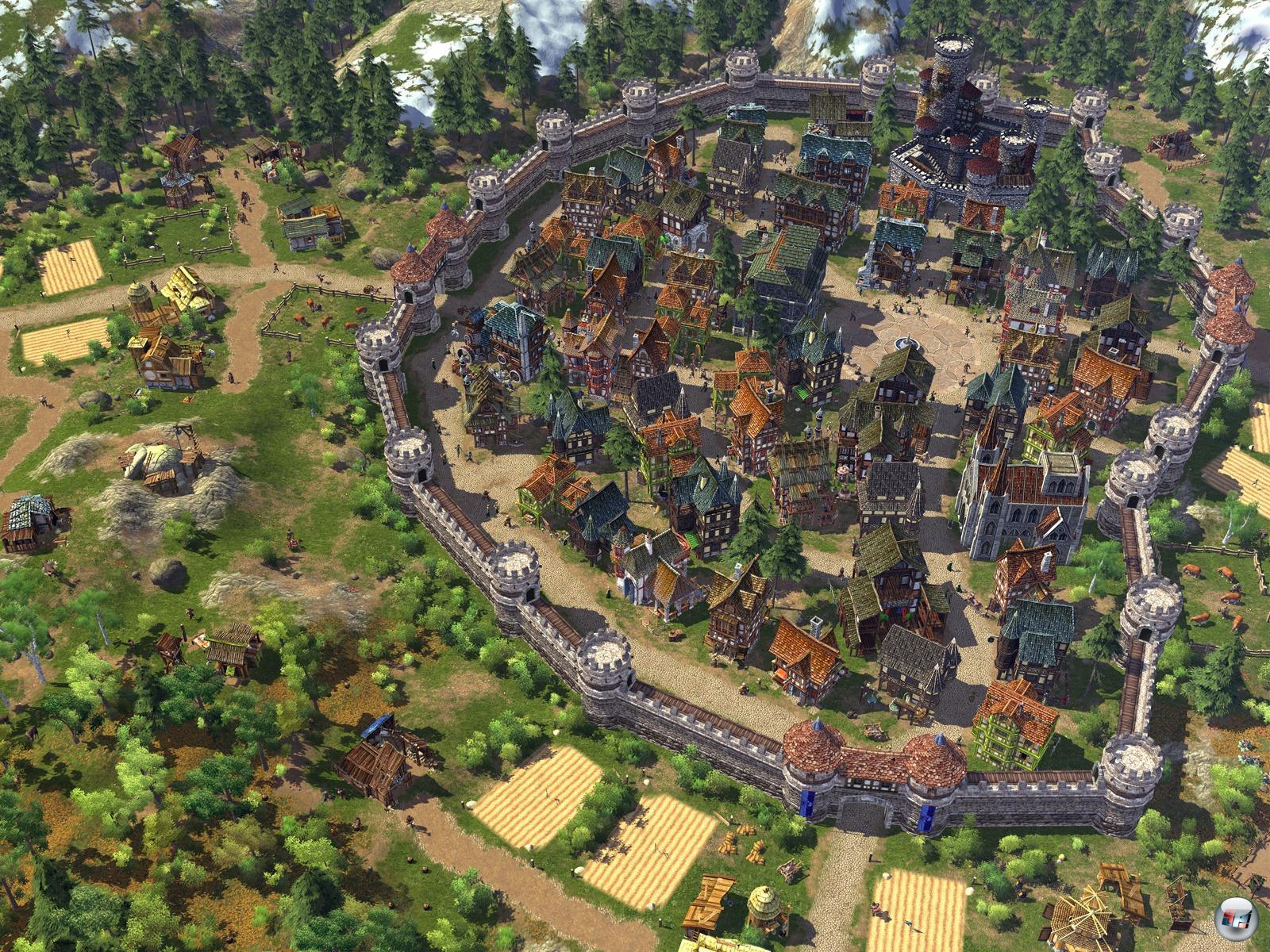 Settlers Rise Of An Empire скачать торрент