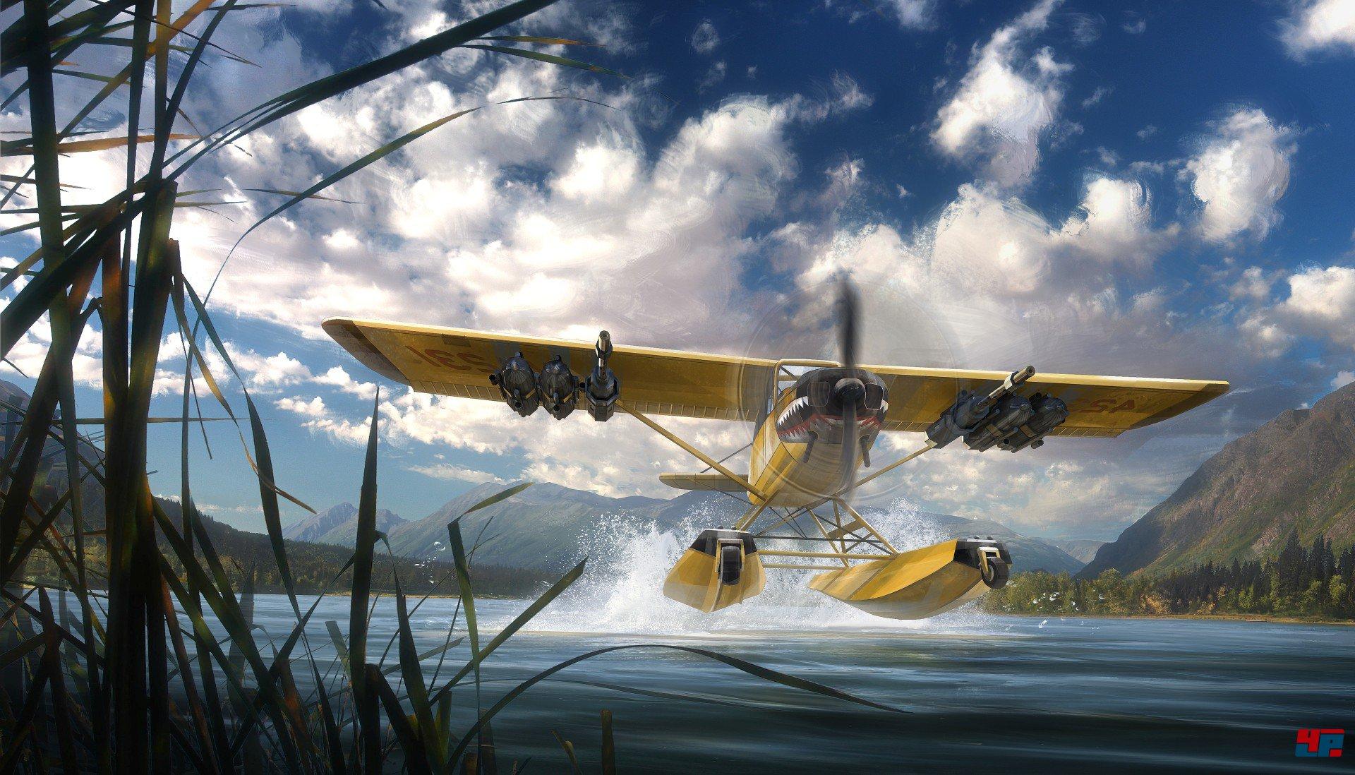 Far Cry 5: Vier neue Teaser-Trailer geben Aufschluss zum Setting - Ankündigung