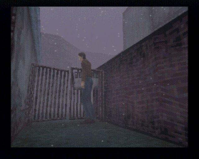 Screenshot - Silent Hill (PS) 92581660