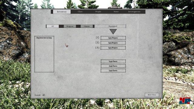 Screenshot - Betrayer (PC)