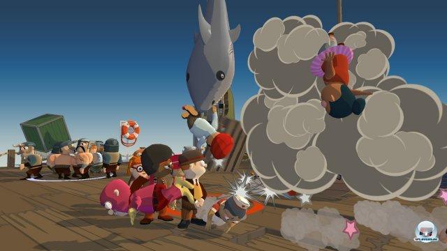 Screenshot - When Vikings Attack! (PlayStation3) 2393682