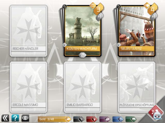 Screenshot - Assassin's Creed Recollection (iPad) 2328422