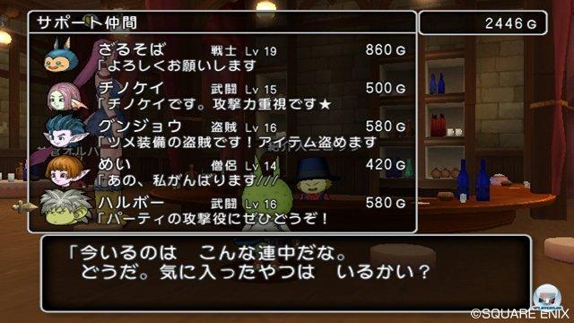 Screenshot - Dragon Quest X Online (Wii) 2375952