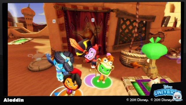 Screenshot - Disney Universe (Wii)
