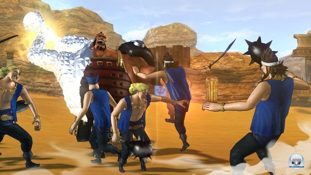 Screenshot - One Piece: Pirate Warriors 2 (PlayStation3)