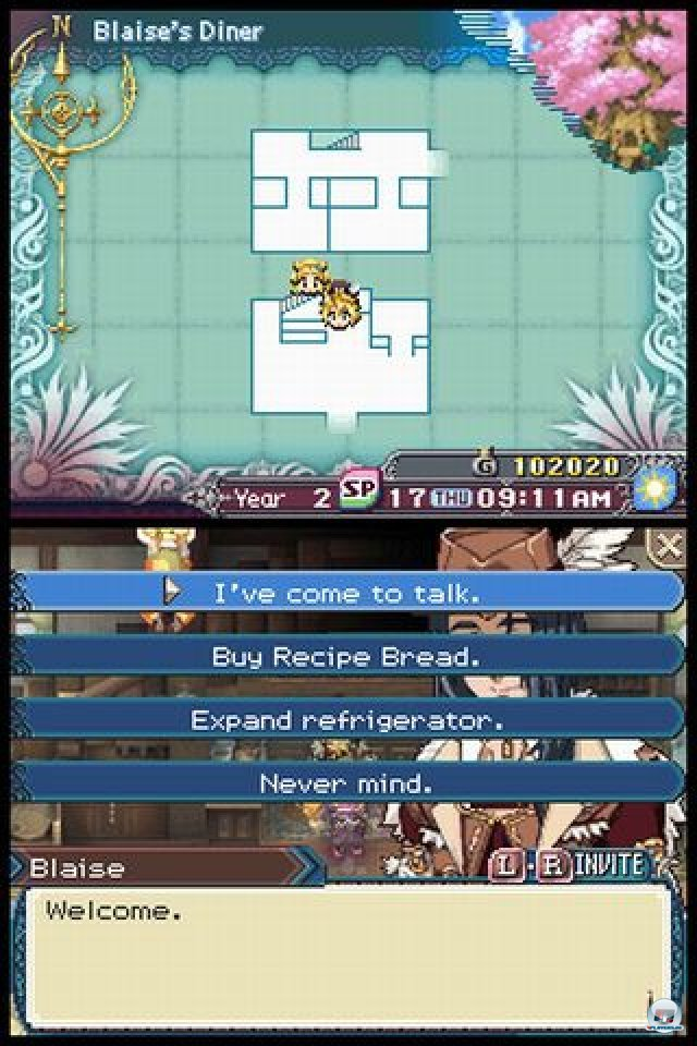 Screenshot - Rune Factory 3: A Fantasy Harvest Moon (NDS) 2273187
