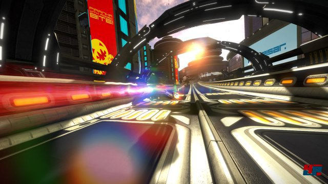 Screenshot - WipEout Omega Collection (PS4)