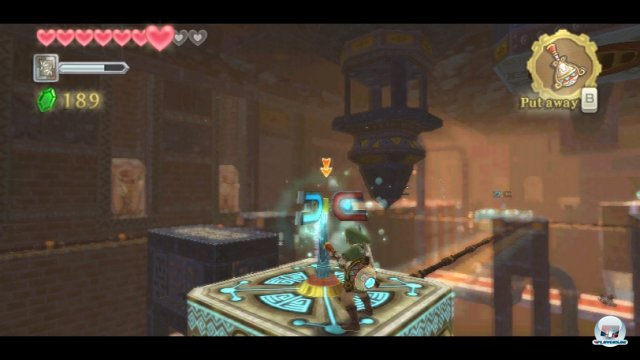 Screenshot - The Legend of Zelda: Skyward Sword (Wii) 2284177