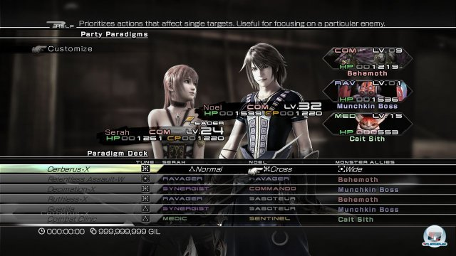 Screenshot - Final Fantasy XIII-2 (PlayStation3) 2294512