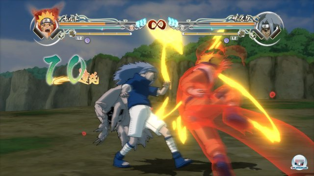 Screenshot - Naruto Shippuden: Ultimate Ninja Storm Generations (PlayStation3) 2297222
