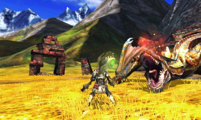 Screenshot - Monster Hunter 4 (3DS) 92399047