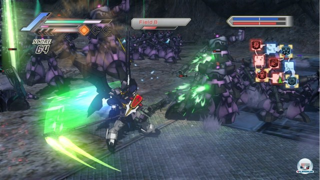 Screenshot - Dynasty Warriors: Gundam 3 (360) 2221602